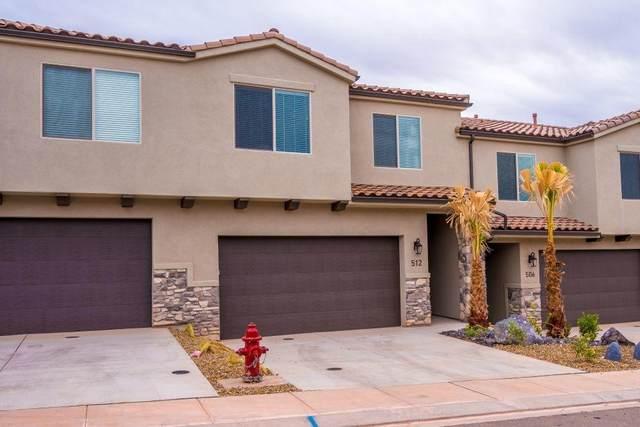 512 N Grande Ln #71 #71, Washington, UT 84780 (MLS #20-212191) :: Platinum Real Estate Professionals PLLC