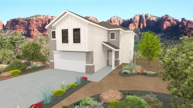 6119 Zelda Dr, St George, UT 84790 (MLS #20-212204) :: The Real Estate Collective