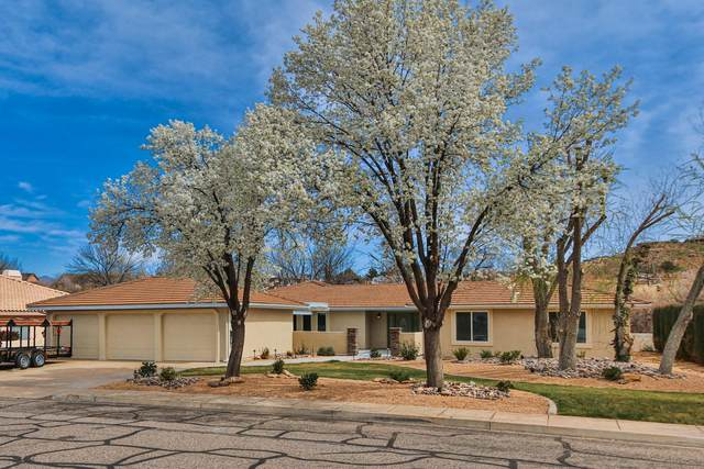1887 Point Dr, St George, UT 84790 (MLS #20-212216) :: Remax First Realty