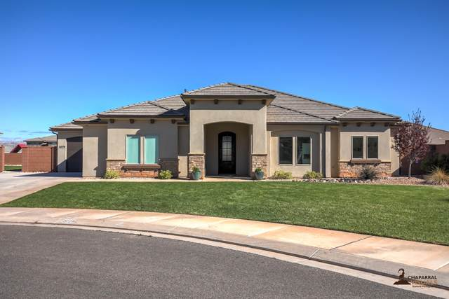 3029 E Tanoak Cir, St George, UT 84790 (MLS #20-212217) :: Platinum Real Estate Professionals PLLC