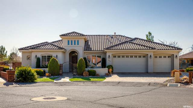 1285 Palmer Cir, St George, UT 84790 (MLS #20-212224) :: Remax First Realty