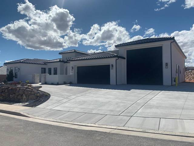1997 N Sunset Mesa Lp, Washington, UT 84780 (MLS #20-212236) :: Platinum Real Estate Professionals PLLC