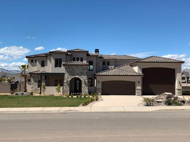 4036 S Little Valley Rd, St George, UT 84790 (MLS #20-212242) :: Platinum Real Estate Professionals PLLC