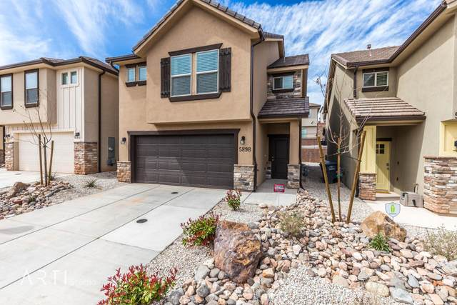 5898 S Challenger Way #41, St George, UT 84790 (MLS #20-212244) :: The Real Estate Collective