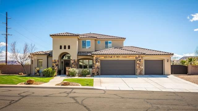 542 E Washington Meadows, Washington, UT 84780 (MLS #20-212250) :: The Real Estate Collective