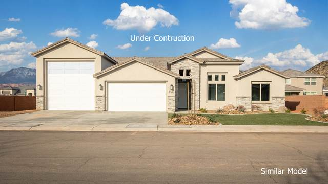 3370 W 2610 S D-139, Hurricane, UT 84737 (MLS #20-212256) :: The Real Estate Collective