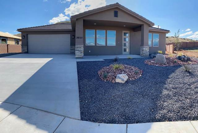 2035 W Weeping Rock, Hurricane, UT 84737 (MLS #20-212260) :: Diamond Group
