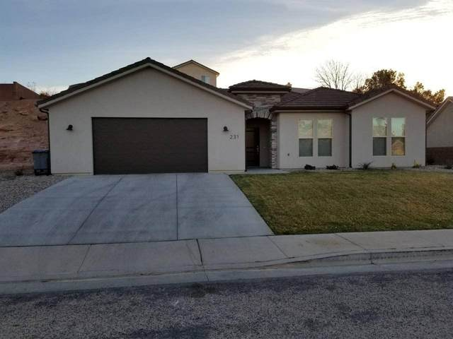 231 S 2060, St George, UT 84790 (MLS #20-212264) :: The Real Estate Collective