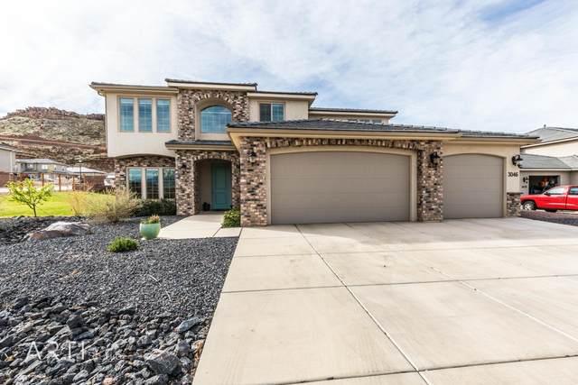 3046 E Tanoak Cir, St George, UT 84790 (MLS #20-212266) :: The Real Estate Collective