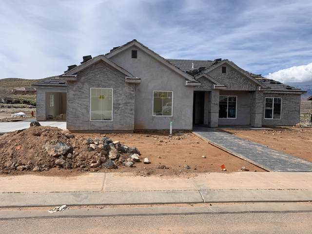 1107 N 130 W Lot 9, Hurricane, UT 84737 (MLS #20-212267) :: Diamond Group