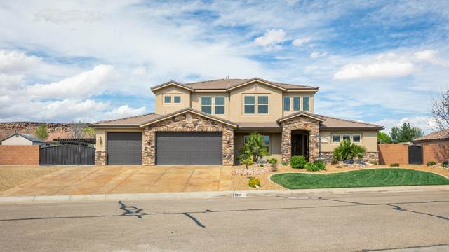 2223 E Coyote Springs, St George, UT 84790 (MLS #20-212270) :: Platinum Real Estate Professionals PLLC