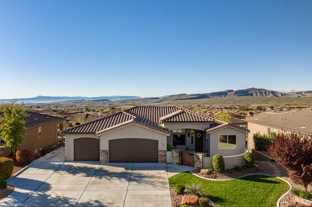 323 W Talon Way, Ivins, UT 84738 (MLS #20-212272) :: The Real Estate Collective