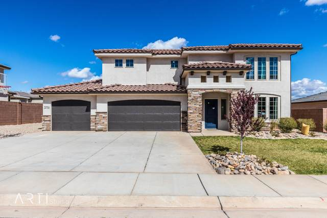 3751 S Shooting Star Ln, St George, UT 84790 (MLS #20-212274) :: The Real Estate Collective