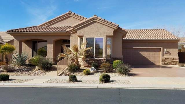 4586 S Siesta Dr, St George, UT 84790 (MLS #20-212276) :: Diamond Group