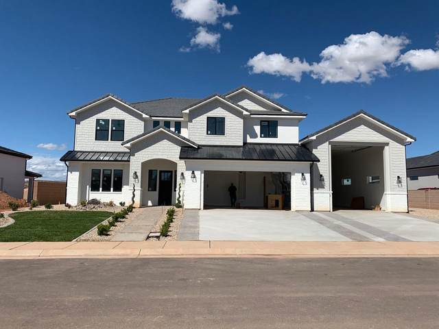 2913 E Willow Tree Ln, St George, UT 84790 (MLS #20-212278) :: Diamond Group