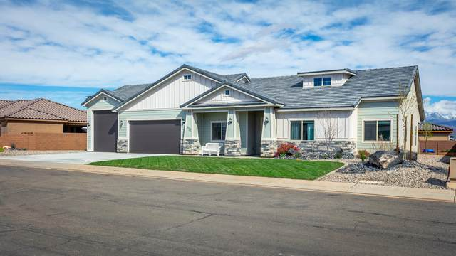 3712 W 2870 S, Hurricane, UT 84737 (MLS #20-212281) :: Diamond Group