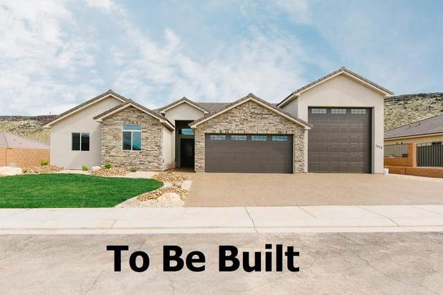 804 W Osprey Dr Lot 7, Washington, UT 84780 (MLS #20-212284) :: The Real Estate Collective