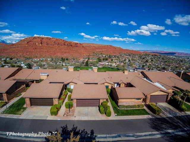 598 Ridge Rim Way, St George, UT 84770 (MLS #20-212290) :: The Real Estate Collective