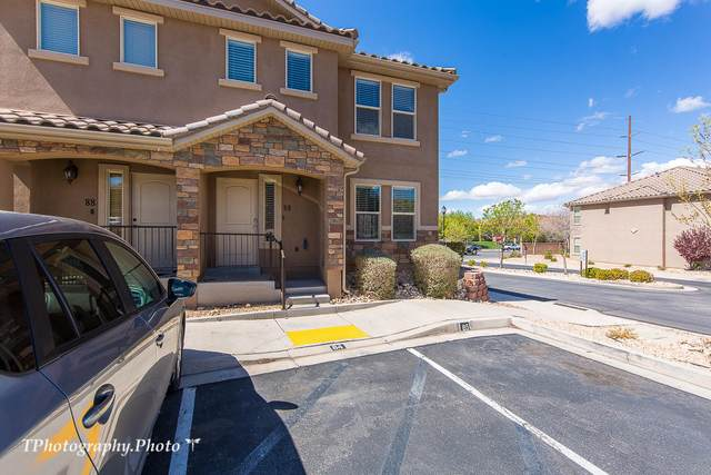 3419 S River Road #89, St George, UT 84790 (MLS #20-212292) :: Diamond Group