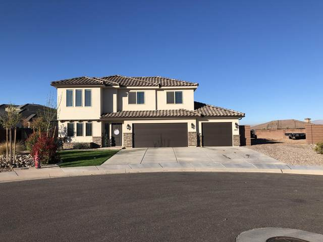 3022 Tanoak Dr, St George, UT 84790 (MLS #20-212293) :: Diamond Group