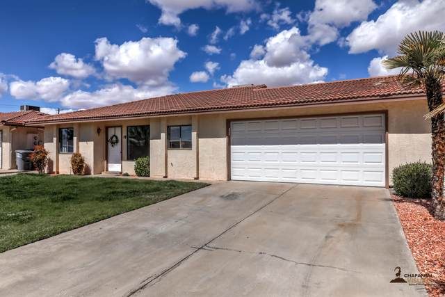 575 S 1100 E #19, St George, UT 84790 (MLS #20-212295) :: The Real Estate Collective