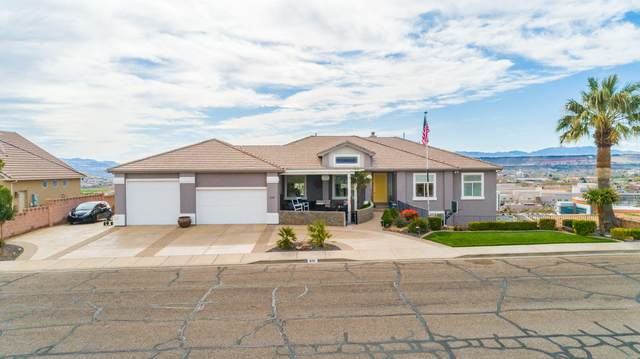 672 S Five Sisters, St George, UT 84790 (MLS #20-212296) :: The Real Estate Collective