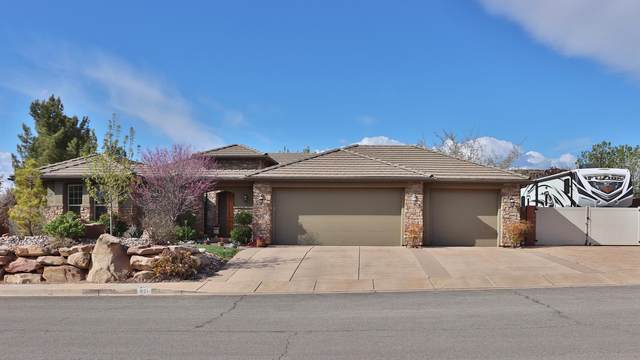 921 E Lori Ln, Washington, UT 84780 (MLS #20-212298) :: Platinum Real Estate Professionals PLLC