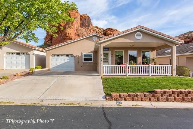 1050 W Red Hills Parkway #104, Washington, UT 84780 (MLS #20-212302) :: Platinum Real Estate Professionals PLLC