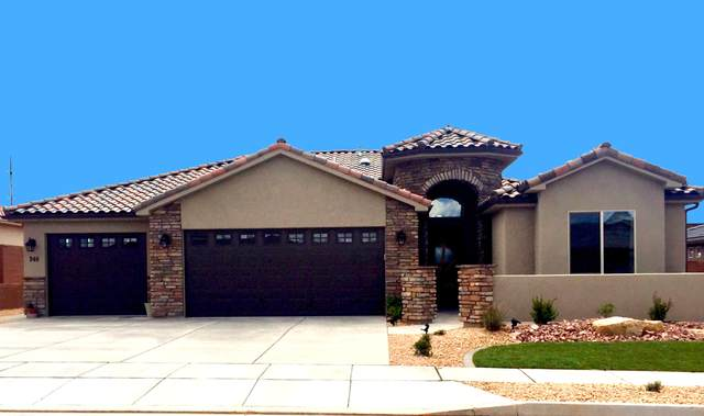 772 W Osprey Dr, St George, UT 84790 (MLS #20-212304) :: Remax First Realty