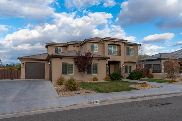 650 S Haley Dr, Washington, UT 84780 (MLS #20-212318) :: The Real Estate Collective