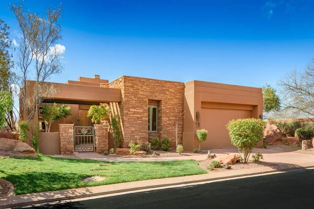 2410 W Entrada Trail #47, St George, UT 84770 (MLS #20-212320) :: The Real Estate Collective