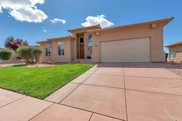 1679 N Sonoran Dr, St George, UT 84770 (MLS #20-212326) :: The Real Estate Collective