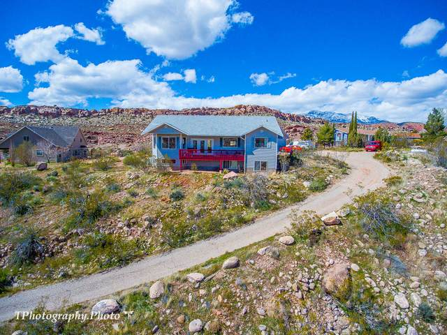 552 Silver Valley Rd, Leeds, UT 84746 (MLS #20-212327) :: The Real Estate Collective