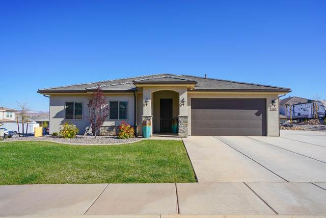 3283 E Maple Mountain Dr, St George, UT 84790 (MLS #20-212330) :: Remax First Realty