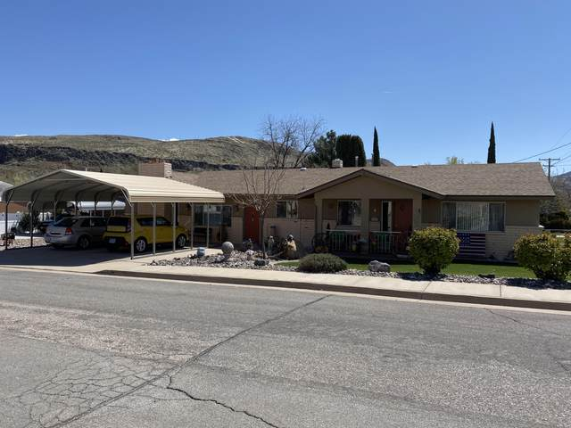 4 E 400 N, Hurricane, UT 84737 (MLS #20-212339) :: The Real Estate Collective