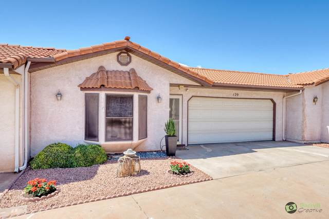 1331 N Dixie Downs #129, St George, UT 84770 (MLS #20-212363) :: Remax First Realty