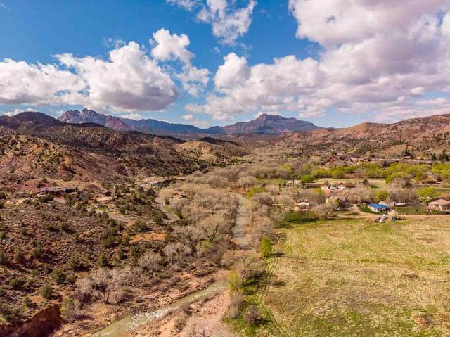 1219 Canyon Springs Rd Lot # 34, Springdale, UT 84767 (MLS #20-212366) :: Selldixie