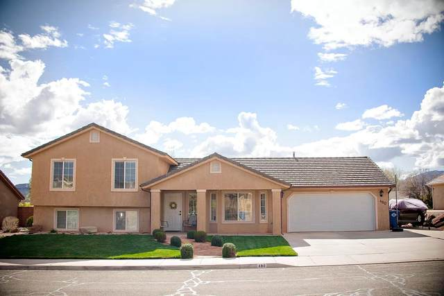 480 Cordero Dr, Ivins, UT 84738 (MLS #20-212378) :: Remax First Realty