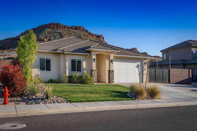 3152 E Livia Dr, St George, UT 84790 (MLS #20-212407) :: Remax First Realty