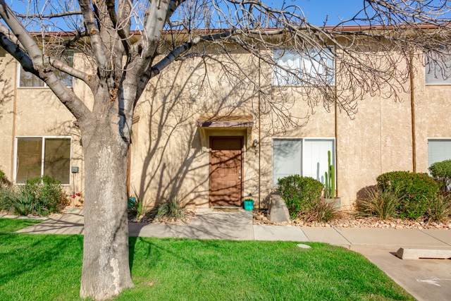 1063 E 600 #7, St George, UT 84790 (MLS #20-212421) :: Remax First Realty