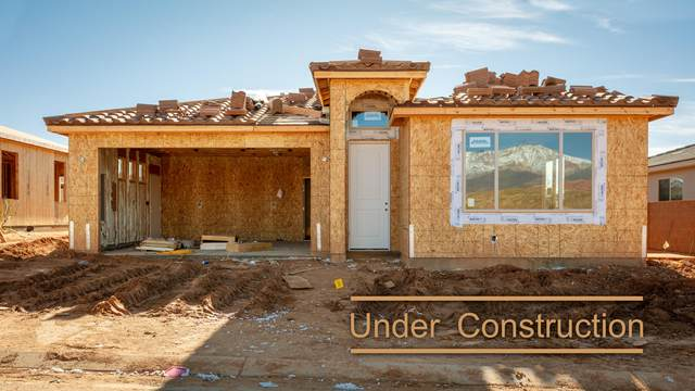 3661 W 150 N Lot 60, Hurricane, UT 84737 (MLS #20-212422) :: Remax First Realty