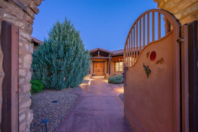 555 E Estrella Rdg, Virgin, UT 84779 (MLS #20-212451) :: Red Stone Realty Team