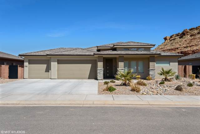 3765 E Church Rocks Dr, St George, UT 84790 (MLS #20-212461) :: Red Stone Realty Team