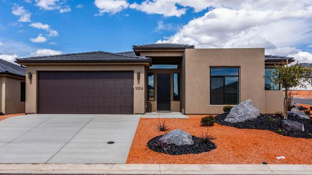 1004 W Jonathon, Washington, UT 84780 (MLS #20-212475) :: Diamond Group