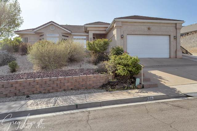 686 N 950 W, St George, UT 84770 (MLS #20-212476) :: Red Stone Realty Team