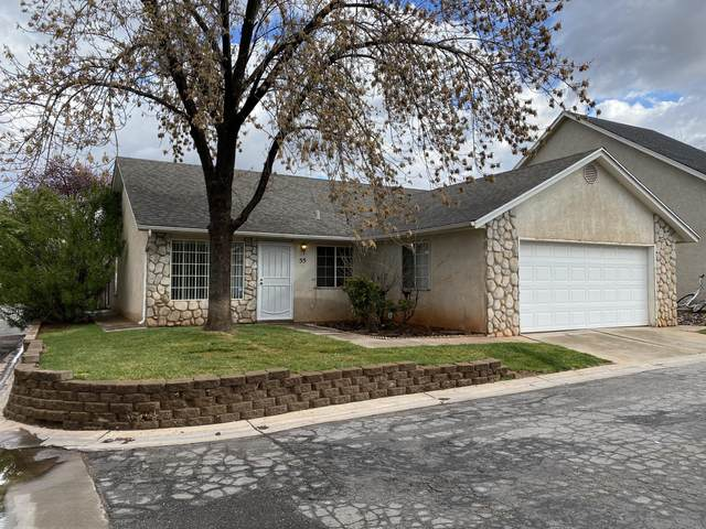 1040 N 1300  W #55, St George, UT 84770 (MLS #20-212507) :: Platinum Real Estate Professionals PLLC
