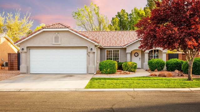 318 E 740 S, Ivins, UT 84738 (MLS #20-212514) :: The Real Estate Collective