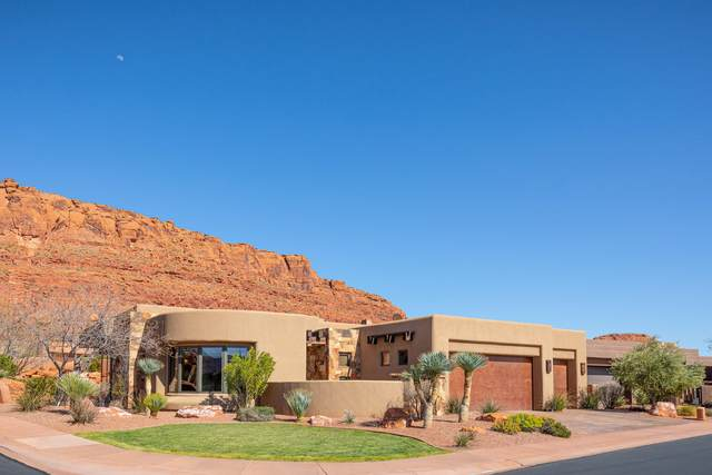 2336 W Entrada Trail #24, St George, UT 84770 (MLS #20-212516) :: The Real Estate Collective