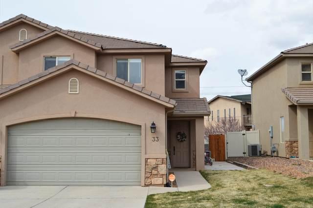 33 E 820 S, Cedar City, UT 84720 (MLS #20-212538) :: The Real Estate Collective
