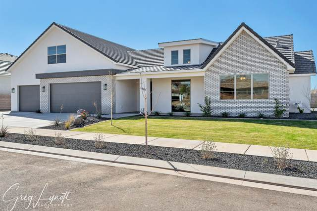 2469 W Chardonnay Ln, St George, UT 84770 (MLS #20-212548) :: The Real Estate Collective